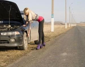 תקועים עם הרכב
